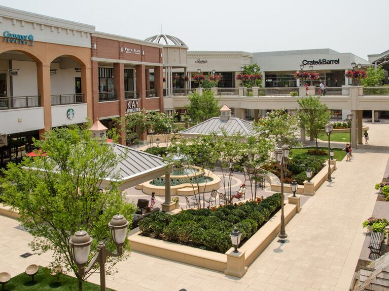 outdoor photo of the Short Pump Town Center property